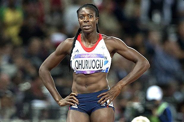 Womens 400m Final, Christine Ohuruogu