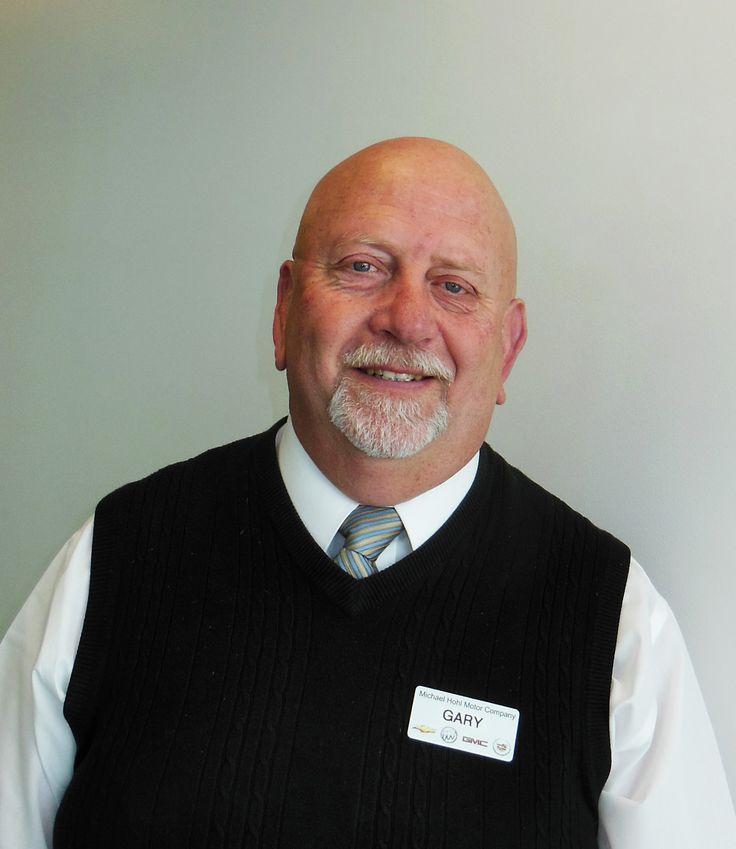 Gary gamba general sales manager here at michael hohl gm Micheal motors