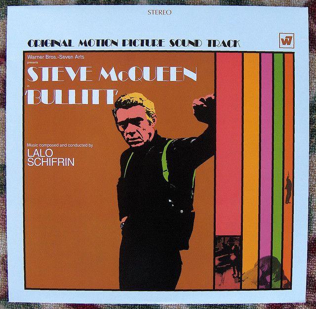 Lalo Schifrin, Bullitt Soundtrack (1968)