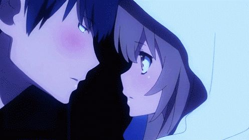 ❤❤❤Romantic Kiss (Anime: Toradora)❤❤❤My love scene❤❤❤