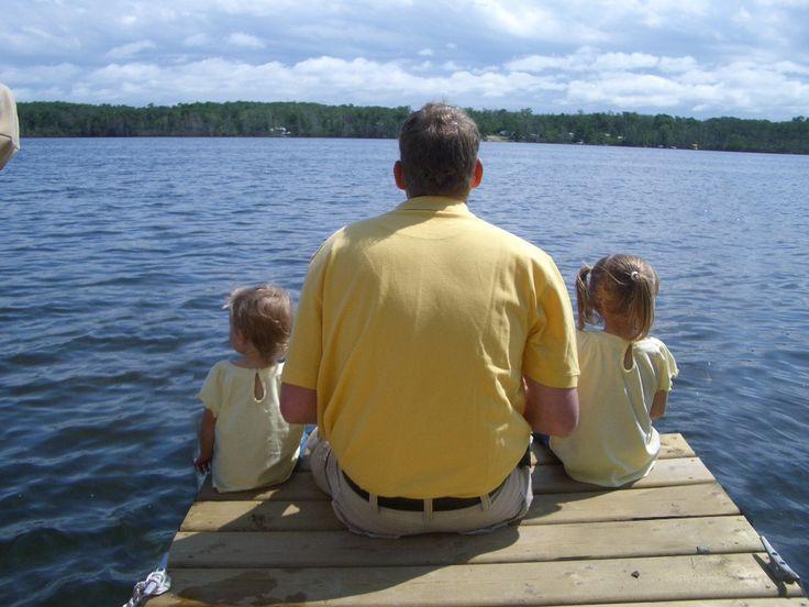 Enjoying relaxing family time at Lucien Lake #lucienlake #watersedge #familytime #sittingonthedock #lakelife #lakefronthomes #lakesidehomes #sasklakefront
