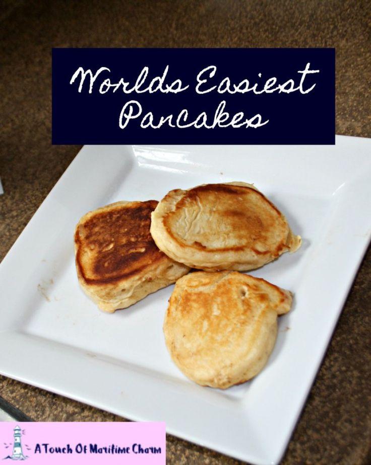 Worlds Easiest Pancakes