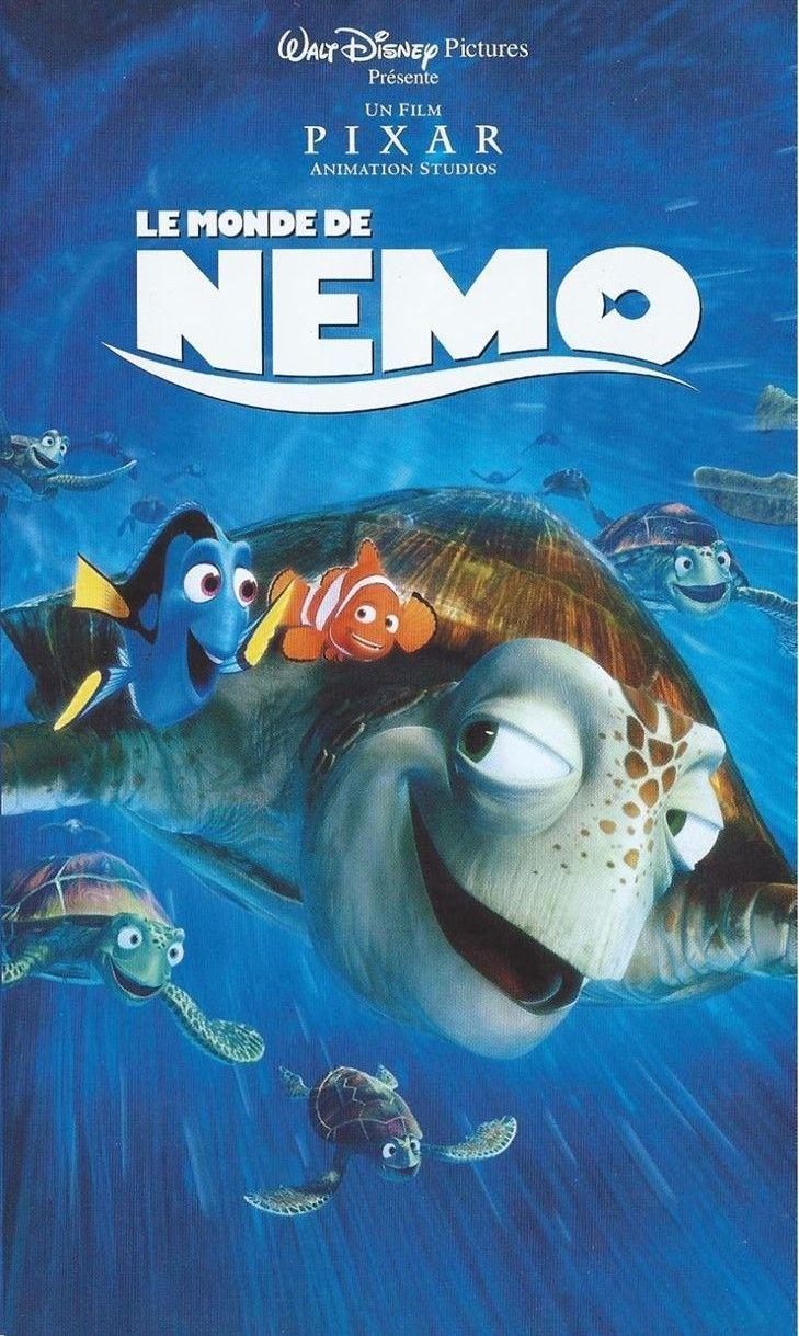 Le Monde De Nemo de Disney - Pixar - VHS - PriceMinister