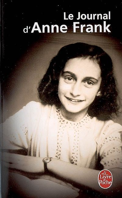 Journal d'Anne Frank. Le livre de poche, 2004. Pour voir le résumé, cliquez sur l'image. Une critique rédigée par la classe de 3e4 a été publiée sur Babelio. http://www.babelio.com/livres/Frank-Journal-dAnne-Frank/6978/critiques/381503