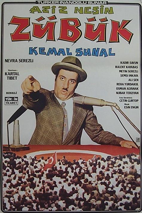 Zübük; Kemal Sunal...  Arayıp da bulamadığınız tüm orijinal film afişleri için bize ulaşmanız yeterli...