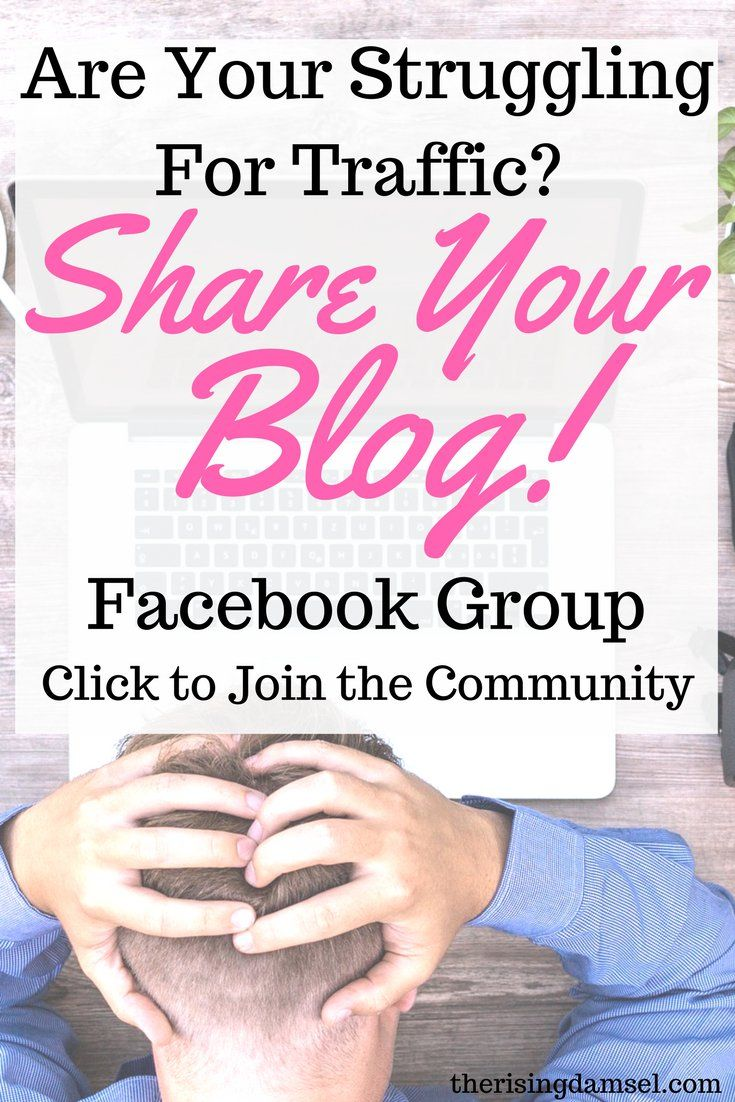 Struggling with gaining traffic and momentum blogging? Join this new facebook group to spread the word about your blog. daily promotion and community building. #blogger #blog #wah #wahm #makemoeny #succeed #shareblog #monetize #facebook #facebookgroup #group #connectandshare
