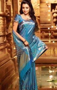 Wedding Silk Sarees for Andhra Bride