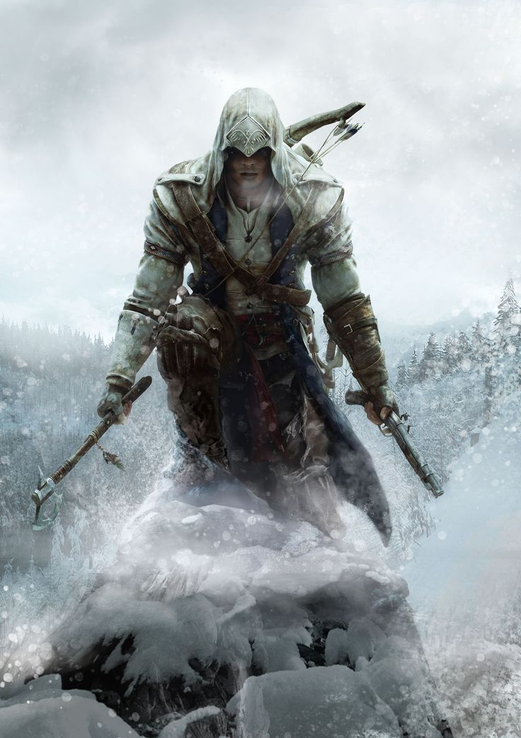 'Assassin's creed 3' by Sergey Kalinen