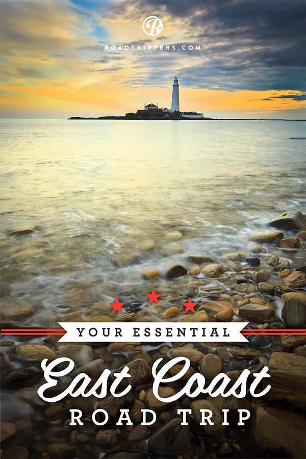 Enjoy this scenic East Coast road trip that highlights Connecticut, Massachusetts, New Hampshire and Vermont!