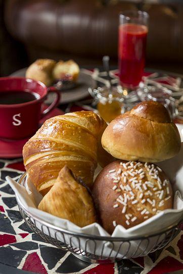#Italian #Breakfast da @Terre Holland Bowers Parthenopes Roma  #Roma #Restaurant