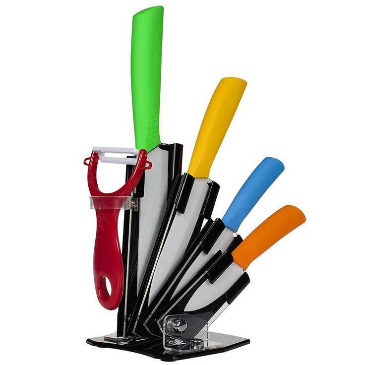 Knife Block Sets Kitchen Knives Suppliers Larcolais Technology Product Reviews Amp Set