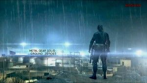 Like A Flashbang: MGS V: Ground Zeroes First Impressions