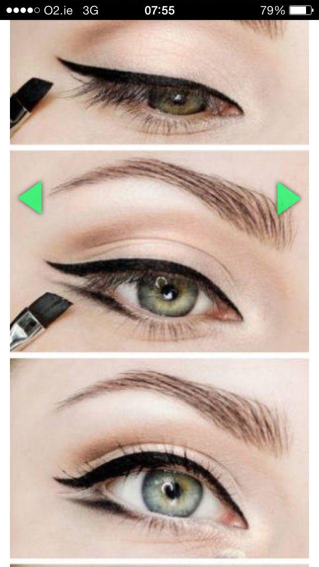 Marilyn Monroe eye