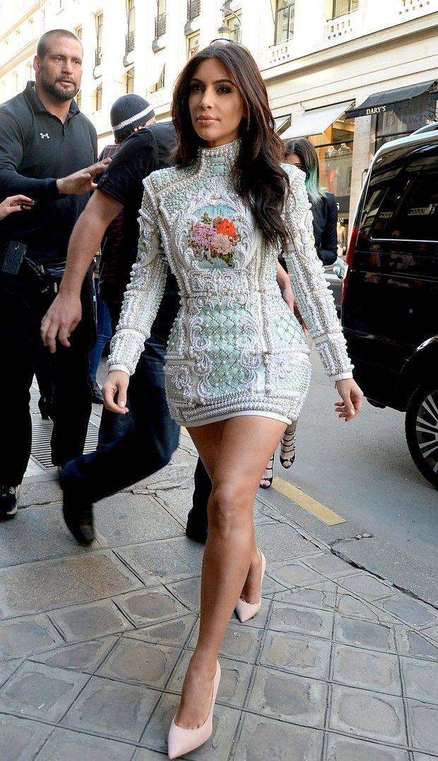 Kim Kardashian (Foto: Grosby Group/Agência)
