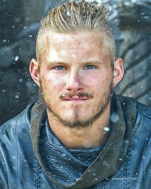 Vikings Bjorn Schauspieler
