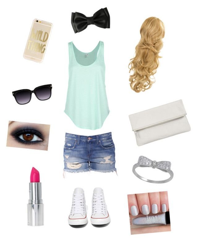 Untitled #6 by huntergirl19 on Polyvore featuring polyvore, fashion, style, Rip Curl, Converse and Whistles