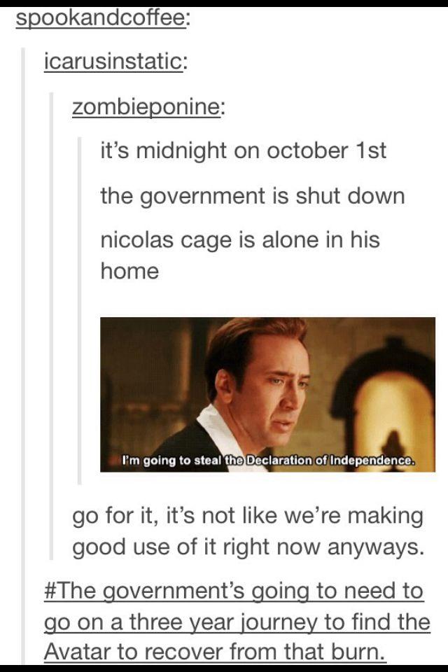Avatar The Last Airbender Nicolas Cage Zuko Burn