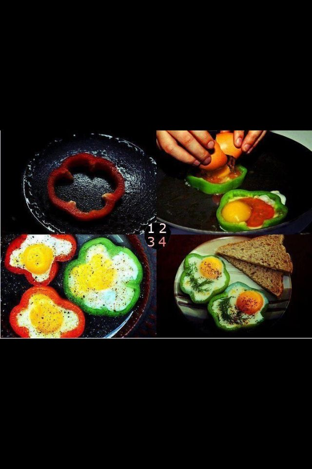 Great healthy breakfast idea(: