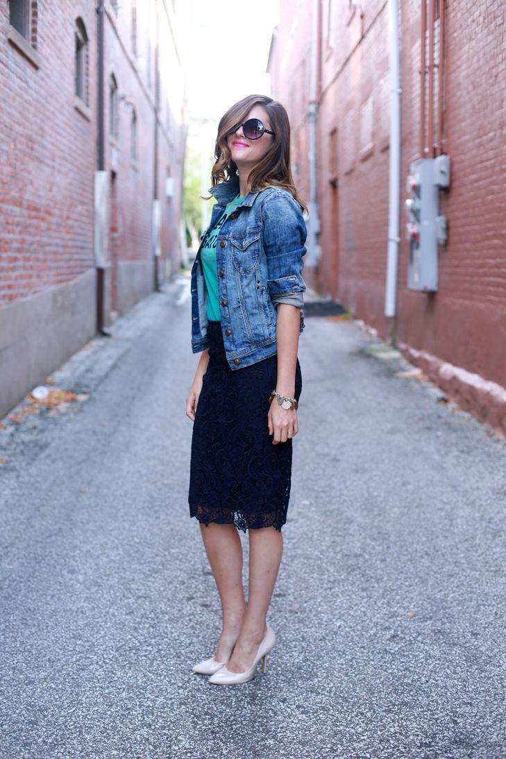 A Jaqueta jeans é uma das peça-chave no nosso guarda-roupa. As jaquetas oversized (aquelas maiores que parecem do seu namorado kkk) estão em alta, mas...
