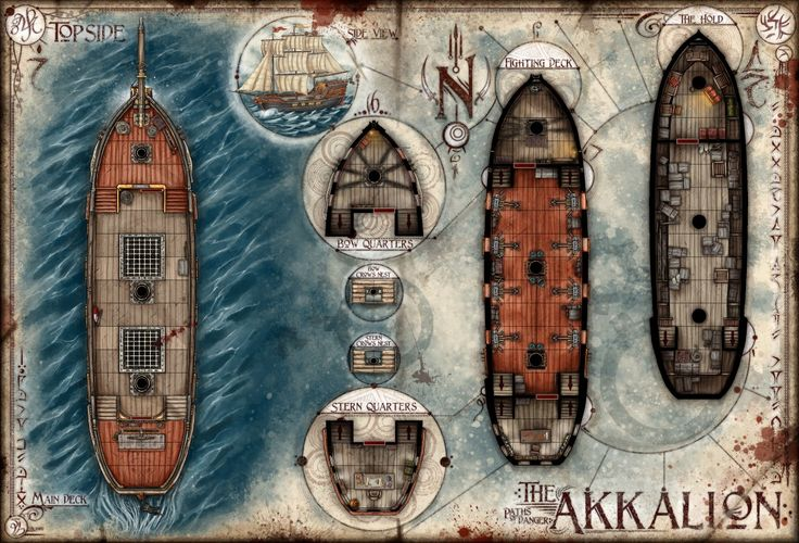 "Hey Guys, Just wanted to let the community know that after many many fan requests, I have finished ""The Akkalion"", a massive ship map for download on m... - Moe ""The Gamefather"" Tousignant - Google+"