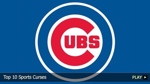 Top 10 Sports Curses