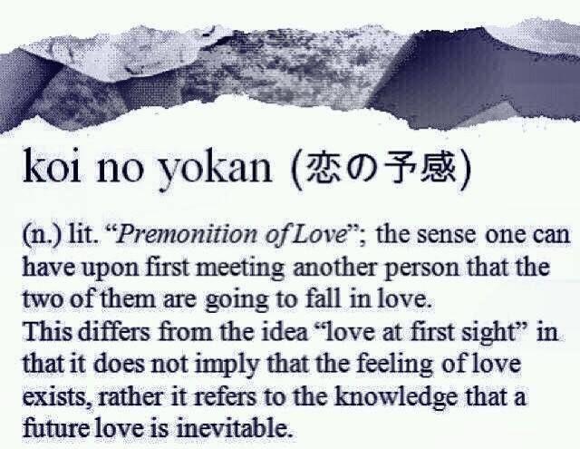 Best 25 koi no yokan ideas on pinterest beautiful for Koi no yokan