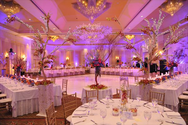 Grand Hyatt Atlanta in Buckhead - Georgia | An Atlanta wedding venue | www.partyista.com