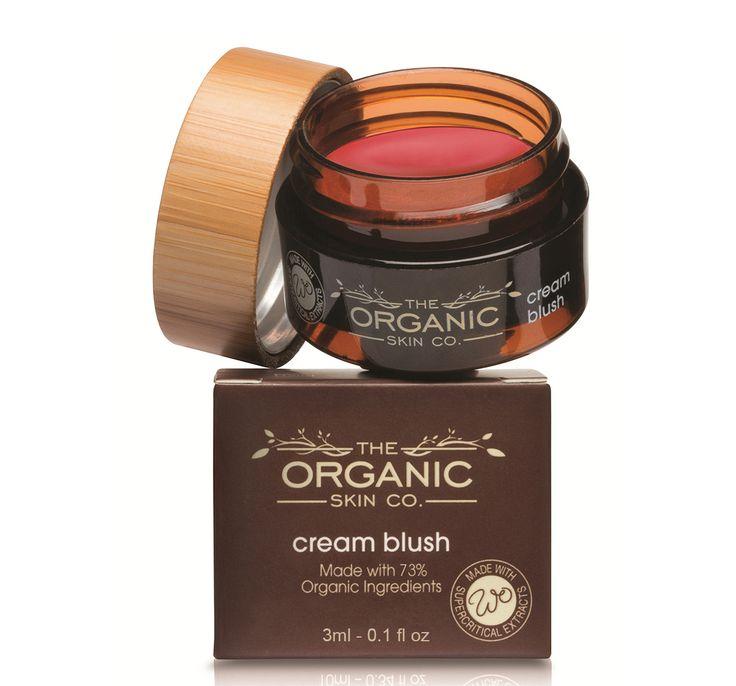 Cream Blush Lotus - World Organics
