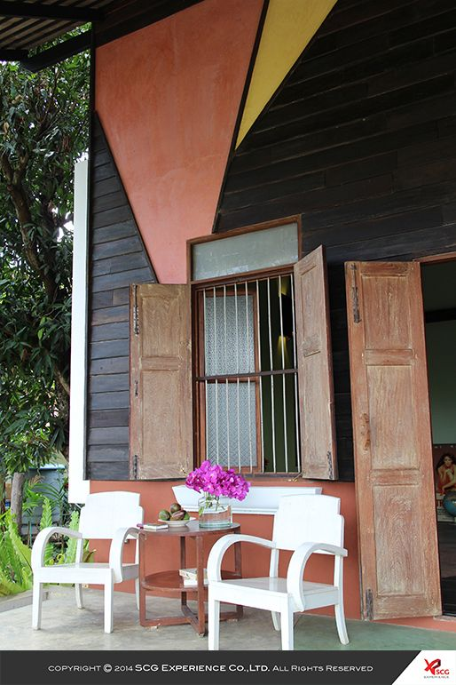 181 best outdoor images on pinterest building materials for Classic house chiang mai massage