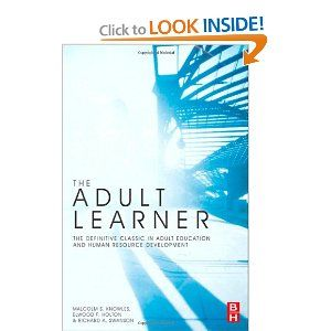 Since I am constantly training adult leaders to lead groups of 3, 12, or 50 other adults, it is important that I am using andragogical principles, rather than pedagogical. Not only will andragogical principles benefit the learner, but it will also create a healthier context for discipleship.