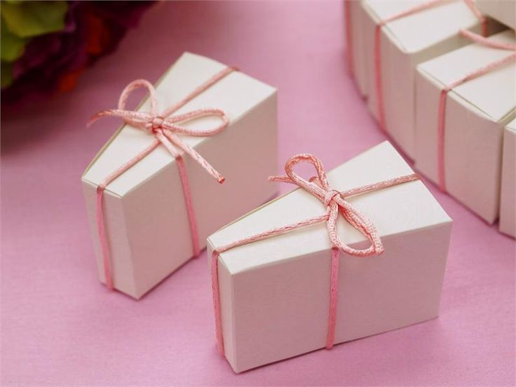 Embossed Cake Box - 100pc | eFavorMart