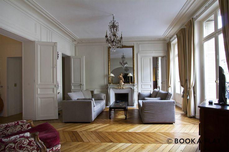 Appartement à louer Paris rue de Rennes