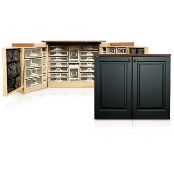 Modern MiniBox. Craft Storage CabinetsScrapbook ...