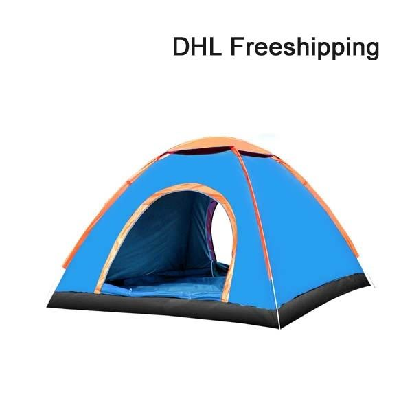 $45 3-4 Man Tent Cheap Camping Tents on Clearance Wholesale Price Ultra Light