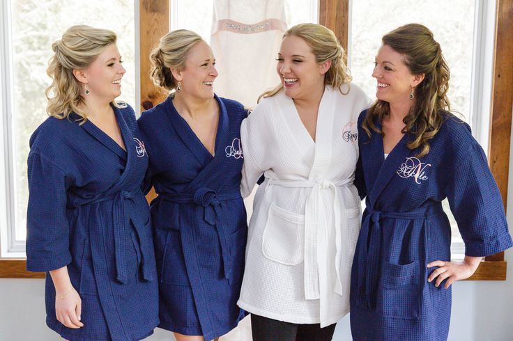 Robes are Essential  Knot Too Shabby Events Wilmington, NC Event Planning & Wedding Coordination - Event Blog - Knot Too Shabby Events Wilmington, NC Wedding & Event Coordination