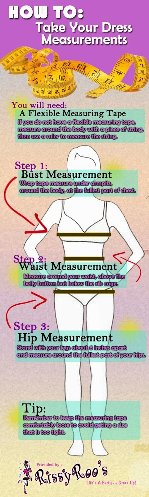 Sexy Crossdresser Gurl: Crossdressing Tips How To Take Your Dress Measurements Fashion Friday