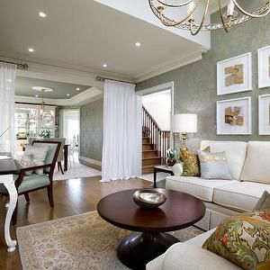 27 best images about living room on pinterest for Metallic living room ideas