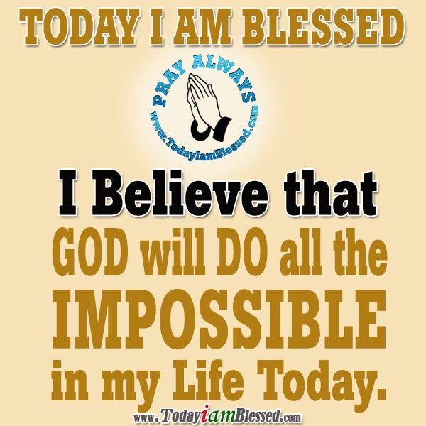 I Am Blessed And Highly Favored Quotes 31 best I AM BL...