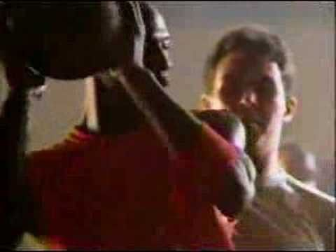 Has to be one of the greatest jingles ever.  The full one minute version of the original Gatorade commercial from 92.