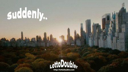 Suddenly.. | New York City http://lottodoubler.com/suddenly  #suddenly #newyorkcity #nyc #newyork #manhattan #lottery #lotto #lottodoubler #instantlottery #instantgames #instant