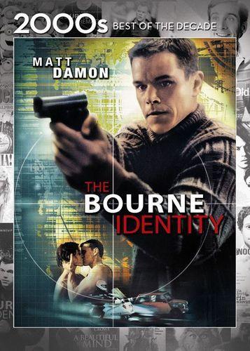 The Bourne Identity [DVD] [2002]