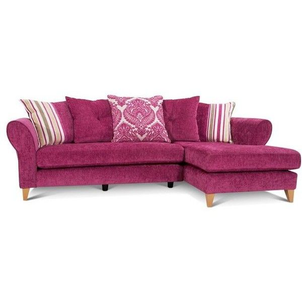 Dfs Purple Sofa