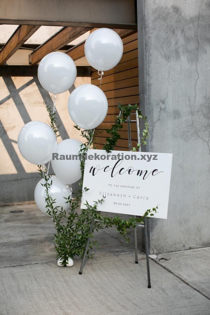 Tischdekoration Hochzeit – Moderne Hochzeit: Die schönsten Ideen & Inspirationen   – hochzeitwillkommen