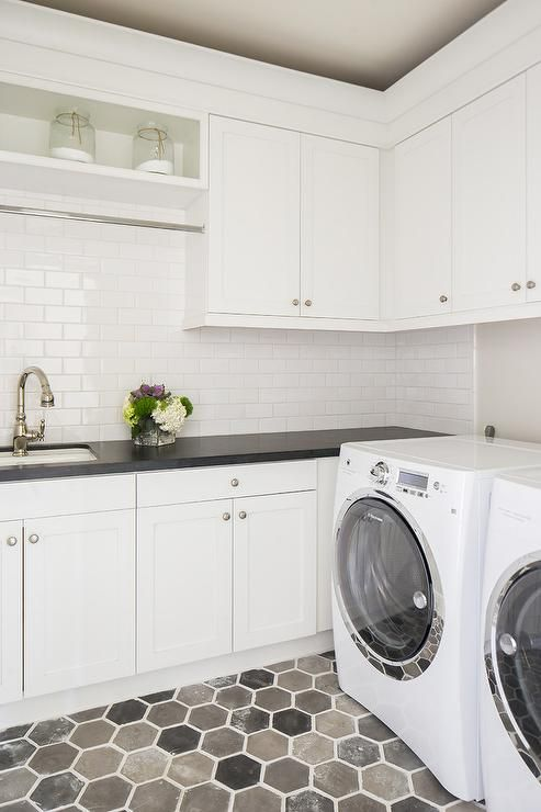 613 best Laundry Rooms & Mudrooms images on Pinterest | Dryers ...