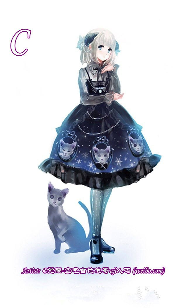 Lolita dress that will be available at my-lolita-dress.com ...