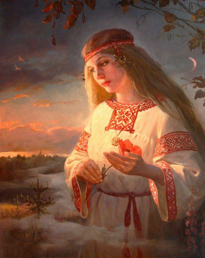 честь славянские изображения картинки показали живыми