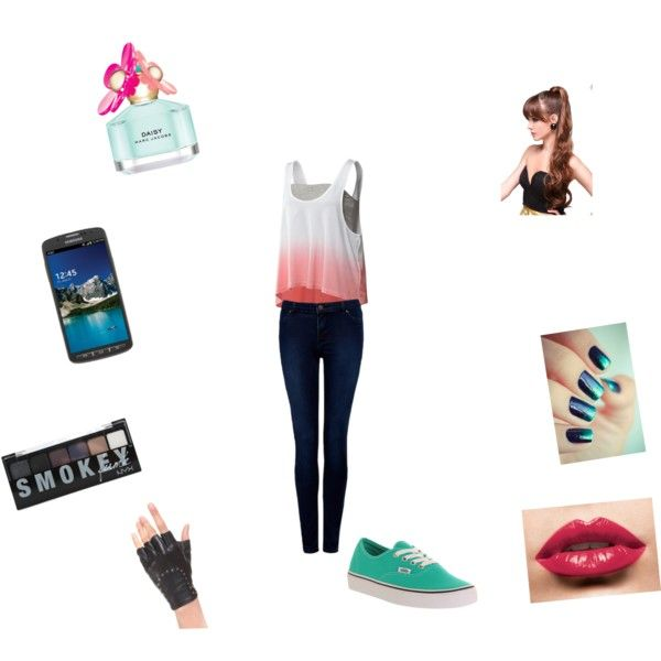 """""""the cool girl"""" by happycupcake555 on Polyvore 
