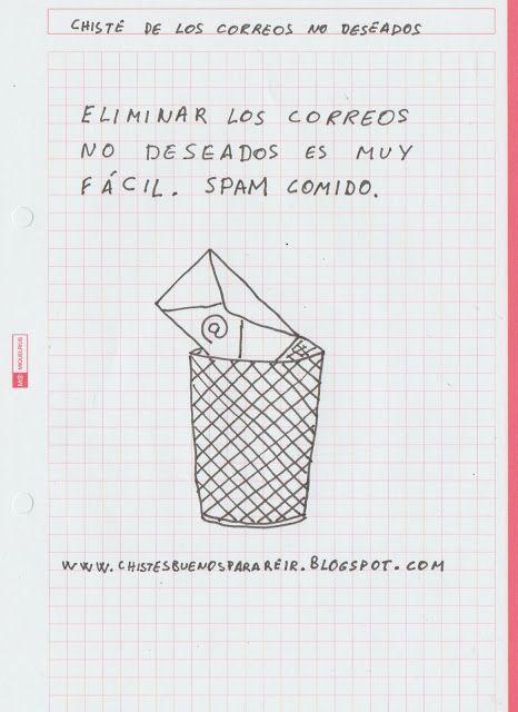 Chiste del correo basura http://ift.tt/2ok4sLk