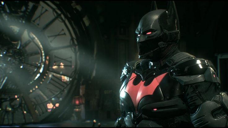 Batman: Arkham Knight (PC)(Batman Beyond Walkthrough)[Part 3] - Track Do...