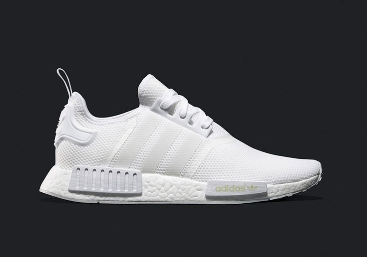 "adidas To Release ""Triple White"" NMD This Saturday - SneakerNews.com"
